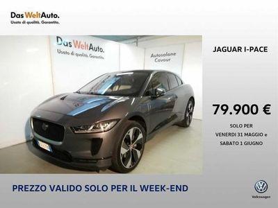 usata Jaguar I-Pace EV kWh 400 CV Auto AWD First Edition