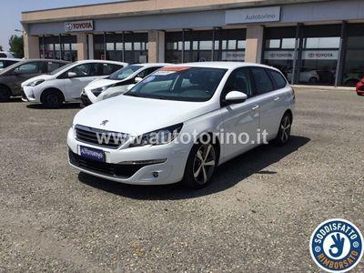 brugt Peugeot 308 308 SWSW 1.6 bluehdi Allure s&s 120cv