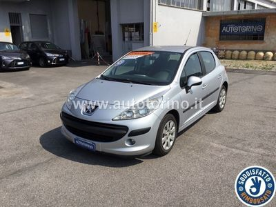 usado Peugeot 207 2071.4 vti 16v Energie 5p