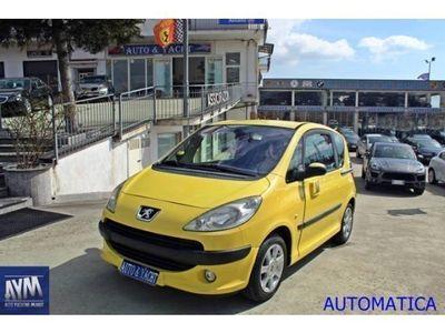 used Peugeot 1007 1.4 Sporty 2Tronic Impeccabile Ok neopatentati