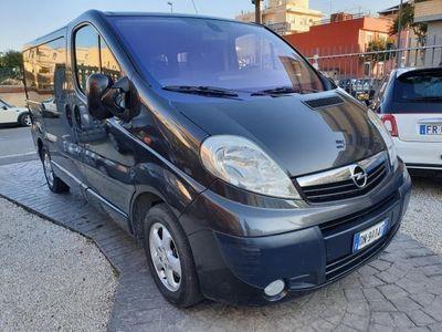 usado Opel Vivaro 29 2.0 CDTI 120CV PL-Tn 8 posti automatico !!!!