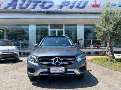 usata Mercedes GLC250 d 4Matic Premium Automatic Tetto FULL