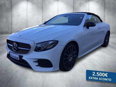 usata Mercedes 220 CLASSE E CABRIO E Cabriod Premium 4matic auto