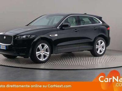 usata Jaguar F-Pace 2.0d Prestige 4wd Auto