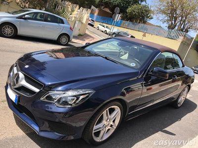usado Mercedes E220 ClasseCDI Cabrio Premium FUL