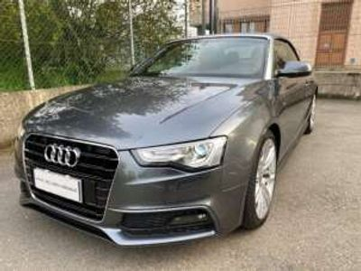 usata Audi A5 Cabriolet 2.0 TDI 190CV Multitr. S-LINE Diesel
