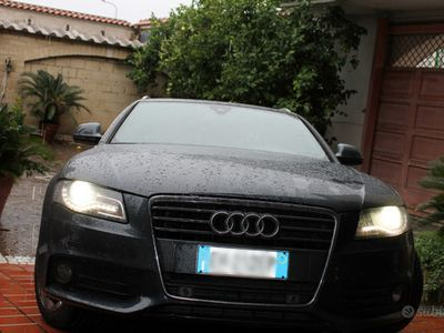 usata Audi A4 2.0 170cv automatica 2008 tetto