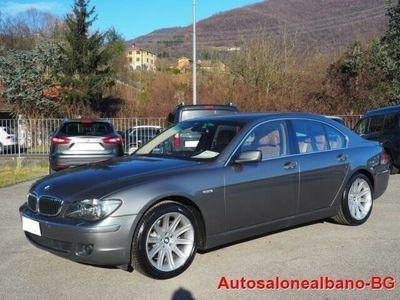 usata BMW 730L d cat Futura FULL OPT. CON SOLI 115000 KM