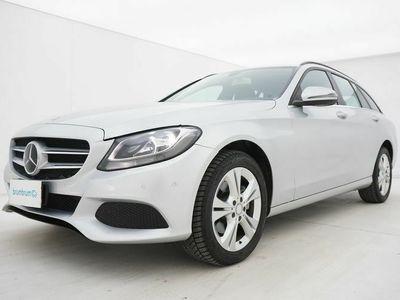 usata Mercedes 170 Classe C SW 220d Business 4Matic Aut. 2.1 Diesel