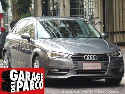 usado Audi A3 SPB 1.6 TDI S-tronic AMBITION