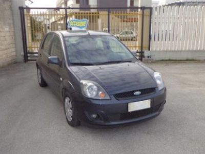 used Ford Fiesta 1.4 tdci 68cv basis 5 porte