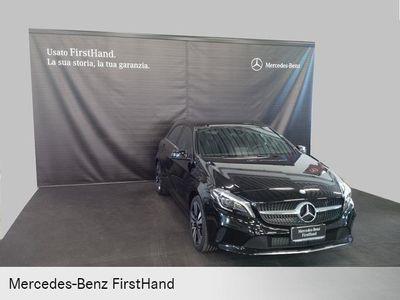 usata Mercedes A180 Classed Automatic Sport del 2016 usata a Caserta