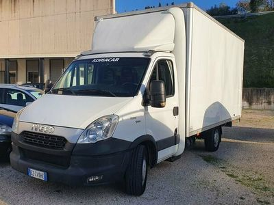 usata Iveco Daily Daily35S14N 3.0 CNG PL Cabinato METANO