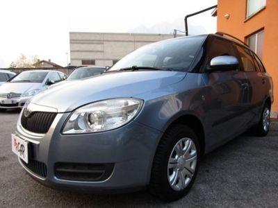 usado Skoda Fabia 1.2 12V 70CV Wagon Style MANUALE *58.000 KM REALI*
