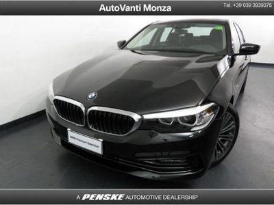 używany BMW 520 Serie 5 d Sport