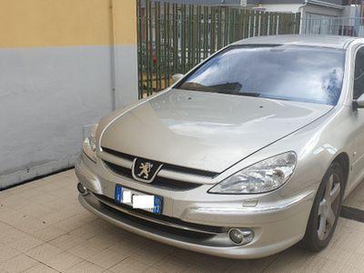 used Peugeot 607 -2.2 hdi full