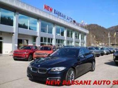 usata BMW ActiveHybrid 5 Luxury PRONTA IN SEDE! Elettrica/Benzina