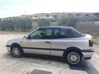usata VW Golf Cabriolet Golf Cabriolet 1.6 cat Sport