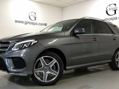 usata Mercedes GLE250 d 4Matic Premium