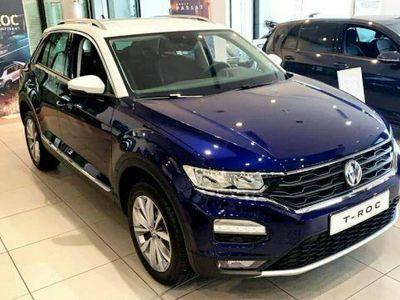 usata VW T-Roc 1.5 TSI ACT Style BlueMotion Technology