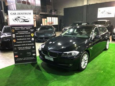 usata BMW 530 Serie 5 (F10/F11) xDrive 258CV Touring Futura