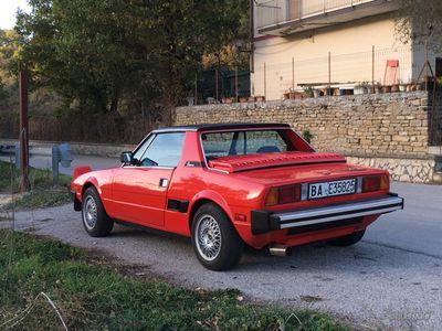 usata Fiat X 1/9 bertone cabriolet