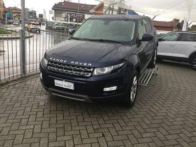 usata Land Rover Range Rover Range Rover Evoque 2.2 TD4 5p. Pure
