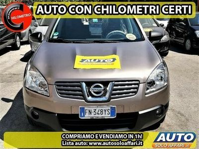 usata Nissan Qashqai 2.0 dCi 4WD Tekna GANCIO TRAINO PERFETTA