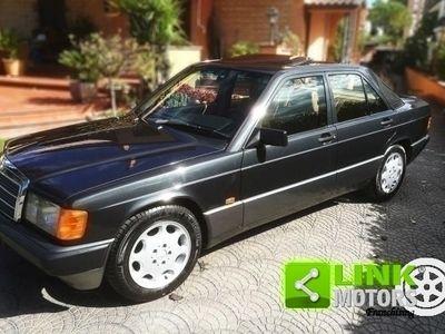 brugt Mercedes 190 benzina