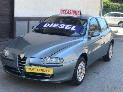 usata Alfa Romeo 147 5porte 1,9jtd progression