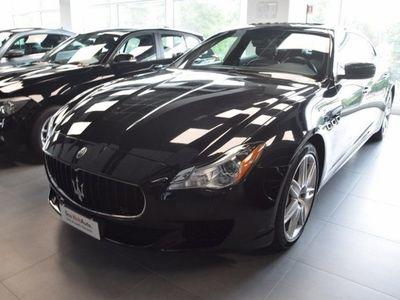 usata Maserati Quattroporte 3.0 V6 Diesel 275 CV del 2014 usata a Assago