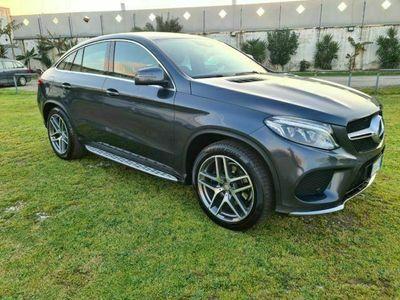 usata Mercedes GLE350 d 4Matic Coupé Premium
