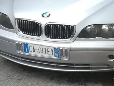 begagnad BMW 320 Serie 3 d turbodiesel cat 4 porte Aut