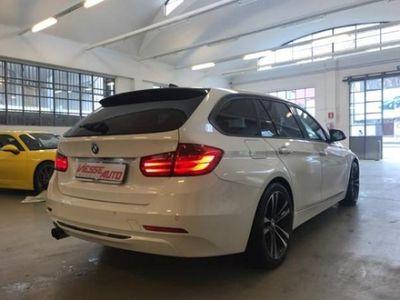usata BMW 320 d Touring Sport auto navi