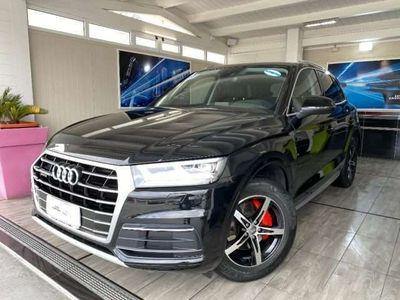 usata Audi Q5 2.0 Tdi 190cv S-tronic