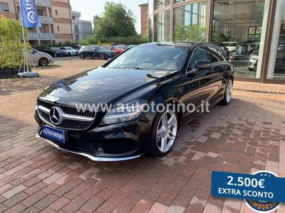 usata Mercedes CLS250 Shooting Brake CLASSE CLS SHOOTING BRAKEd (BT) Premium 4matic auto