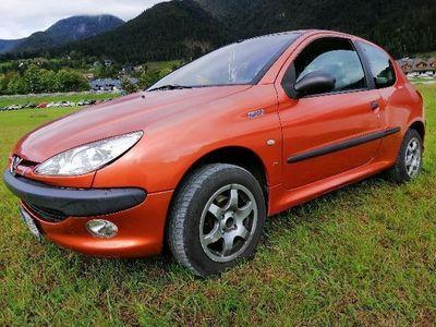 usata Peugeot 206 1.4 3p. XS neopatentati tutto rifatto