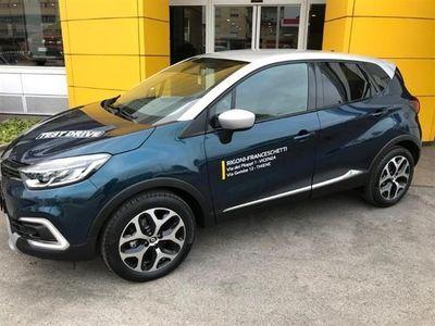 usata Renault Captur 150 CV EDC FAP Sport Edition2 del 2019 usata a Thiene
