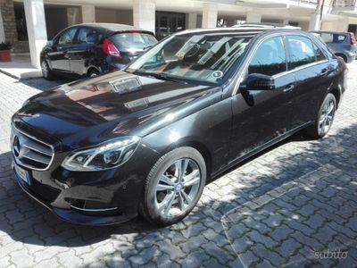 usado Mercedes E250 classebluetec 4matic - 2014