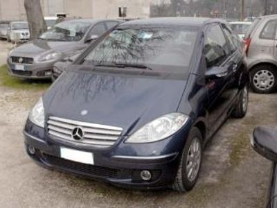 usata Mercedes A170 usata 2007