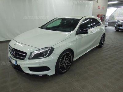 usata Mercedes A180 ClasseCDI Premium del 2013 usata a Casalgrande
