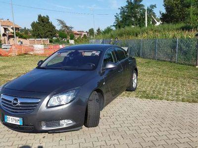 usata Opel Insignia 2.0 Turbo 4 porte Cosmo