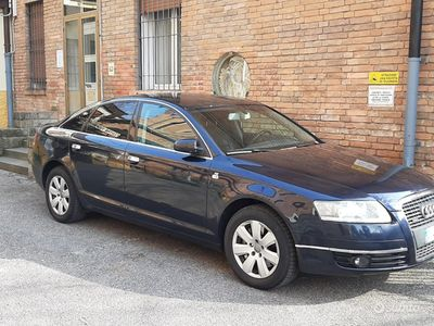 usata Audi A6 C6 3.0 Diesel
