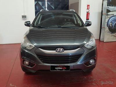used Hyundai ix35 2.0 CRDi 4WD - 2010