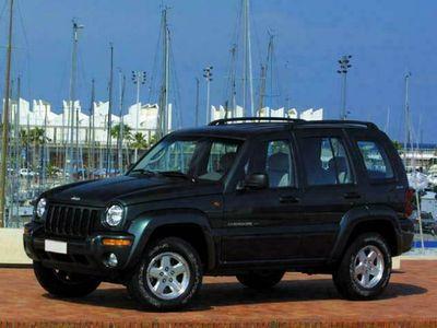 usata Jeep Cherokee 2.8 CRD Limited rif. 14403608