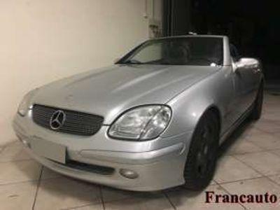 usata Mercedes SLK200 Kompressor cat Special Edition