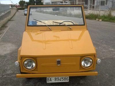 second-hand Fiat 850 Weekend carrozzata OSI d'epoca del 1968 a Corato