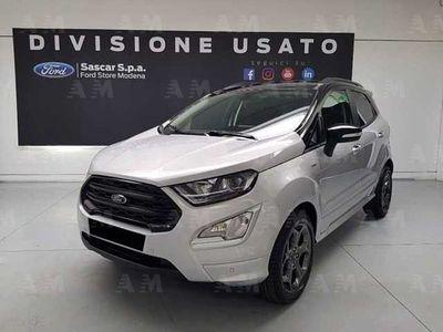 usata Ford Ecosport 1.5 Ecoblue 100 CV ST-Line grandinato rif. 12514451