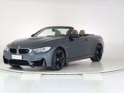 usado BMW M4 Cabriolet Serie 4 Cabrio (F33)