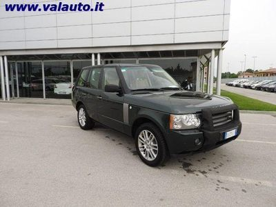 käytetty Land Rover Range Rover VOGUE 3.6 TDV8 CV272, sospensioni regolabili